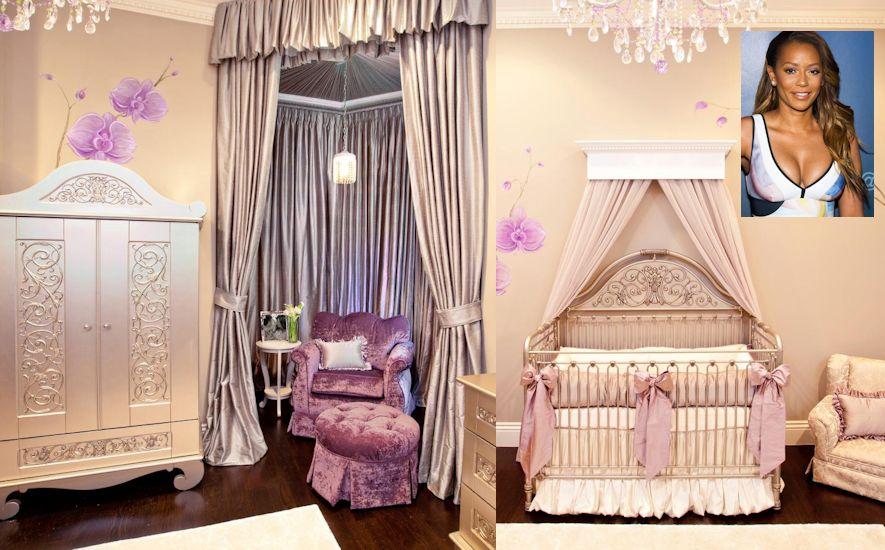 Mel B nursery